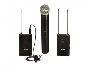 Bevieliai mikrofonai