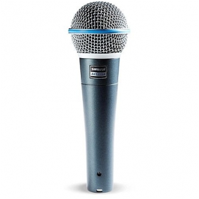 Shure BETA-58A Dynamic Vocal Microphone