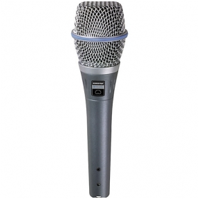Shure BETA-87C Condenser Vocal Microphone