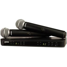 Shure BLX-288/SM58 Wireless Dual Vocal System