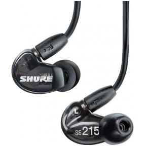 Shure SE-215-K Sound Isolating™ Earphones
