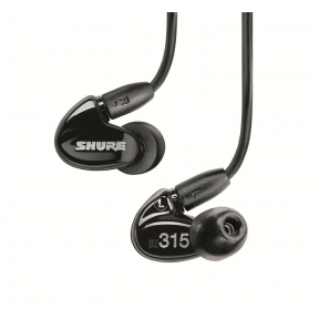 Shure SE-315-K Sound Isolating™ Earphones
