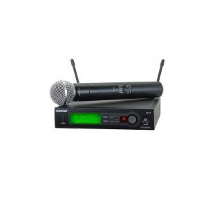 Shure SLX-24/SM58 Handheld Wireless System