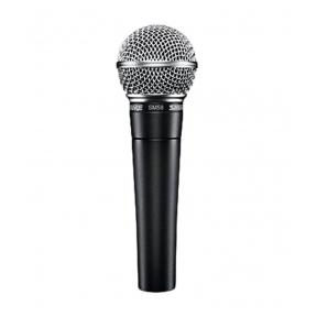 Dinaminis mikrofonas - Shure SM-58 LCE