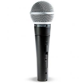 Dinaminis mikrofonas - Shure SM-58SE