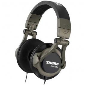 Shure SRH-550DJ Professional Quality DJ Headphones