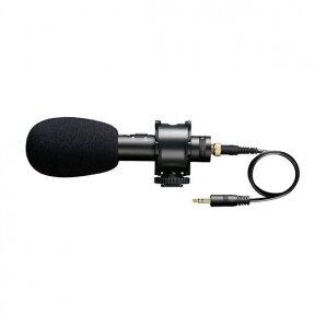Stereofoninis kondensatorinis mikrofonas - Boya - BY-PVM50