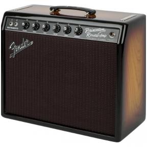Stiprituvas Elektrinei Gitarai Fender 217-2006-202 65 Princeton Reverb 3-Tone Sunburst Limited Edition