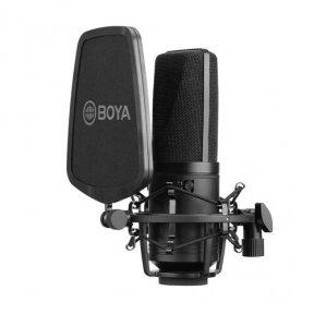 Studijinis mikrofonas - BOYA - BY-M1000