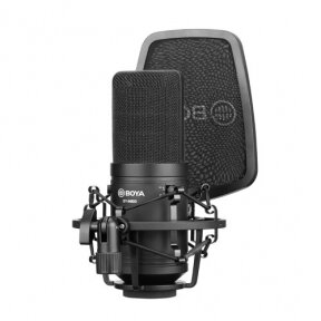 Studijinis mikrofonas - BOYA - BY-M800