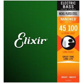 Stygos Elixir 14052 Nanoweb Light Bass Guitar