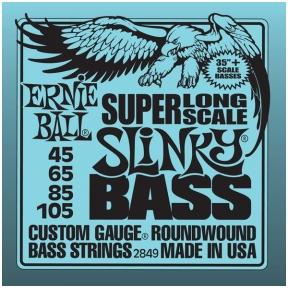 Stygos Ernie Ball 2849 Nickel SL