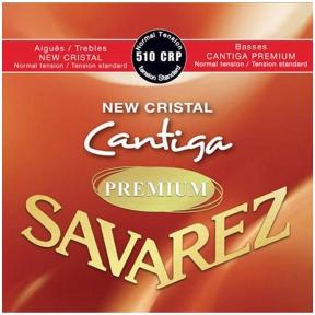 STYGOS KLASIKINEI GITARAI SAVAREZ 510-CRP Cantiga Premium