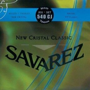 STYGOS KLASIKINEI GITARAI SAVAREZ 540-CJ NEW CRYSTAL