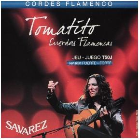 Stygos klasikinei gitarai Savarez T50-J