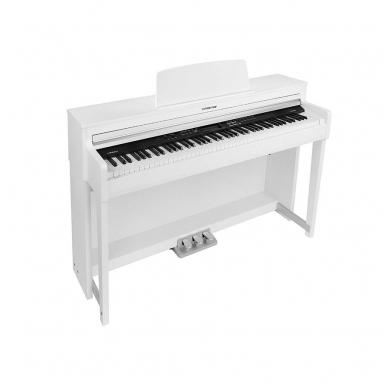 Stacionarus skaitmeninis pianinas Medeli DP-460K/WH