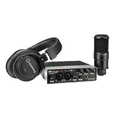 Steinberg UR-22 MKII Recording Pack