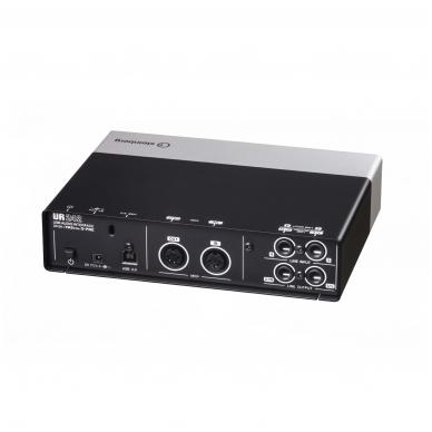 Steinberg UR-242 Audio Interface 5