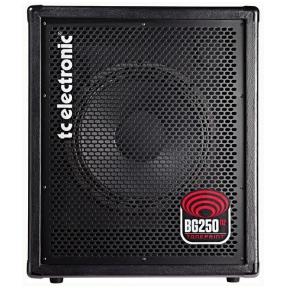 "TC Electronic BG-250-112 MKII 1x12"" 250-Watt Bass Combo"