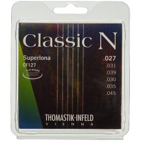 Thomastik-Infeld CF-127 Classic N Flat Wound Normal Tension