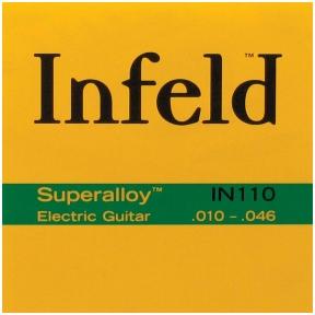 Thomastik Infeld THIN-110 Superalloy String Set .010-.046