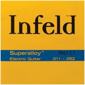 Thomastik Infeld THIN-111 Superalloy String Set .011-.052
