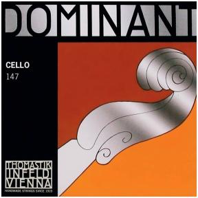 Thomastik TH-147 Dominant Cello String Set 4/4