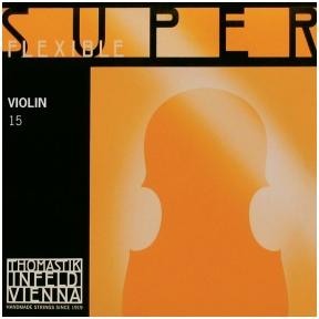 Thomastik TH-15 Superflexible violin string set 4/4