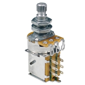 Ultra PP-250-B 250K Linear (Tone)  Push-Pull Potentiometer