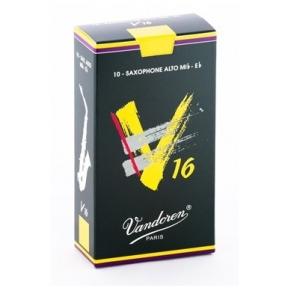 Vandoren SR-7035 V-16 Alto Saxophone Reed 3.5 (1 Pc)