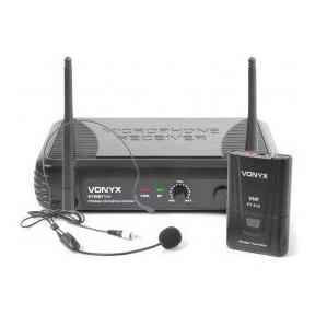 Bevielė radijo sistema - Vonyx STWM711H 179.187