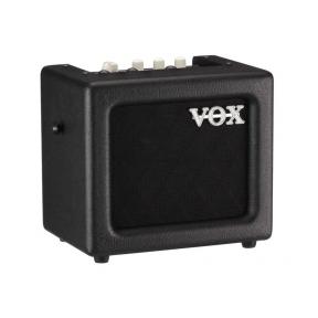 VOX MINI-3-G2-BK Battery-Powered Modeling Combo Amp - Black