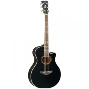 Yamaha APX-700 III Black Electro-Acoustic guitar