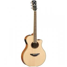 Akustinė Gitara Su Pajungimu Yamaha APX-700 III Natural