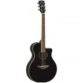 Akustinė Gitara Su Pajungimu Yamaha APX-9C Black