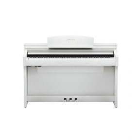 Yamaha CLP-625WH Digital Piano - White