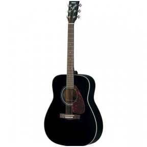 Yamaha F-370 Black Acoustic Guitar