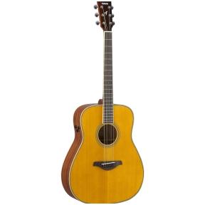 Akustinė Gitara Su Pajungimu Yamaha FG-TA Vintage Tint TransAcoustic Guitar