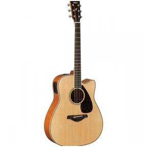 Akustinė gitara Yamaha FGX-820C Natural