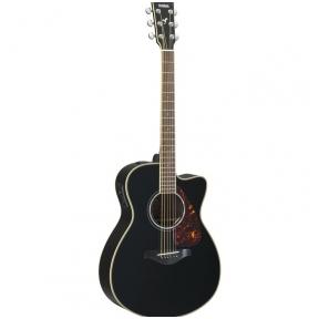 Yamaha FSX-730SC Black Electro-acoustic Guitar