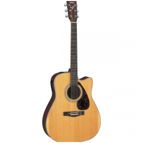 AKUSTINĖ GITARA SU PAJUNGIMU Yamaha FX-370C Natural Electro-Acoustic Guitar