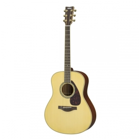 Yamaha LL-6M Natural Electro-Acoustic Guitar