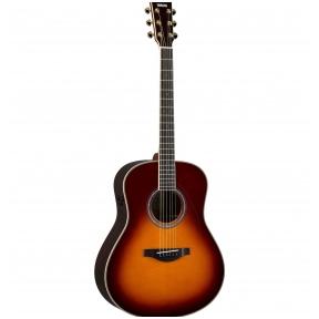 Yamaha LL-TA Brown Sunburst TransAcoustic Guitar