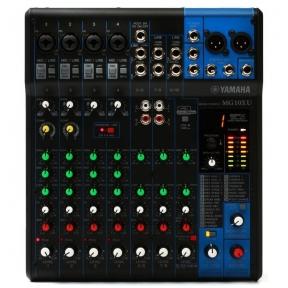 Yamaha MG-10XU 10-Input Stereo Mixer