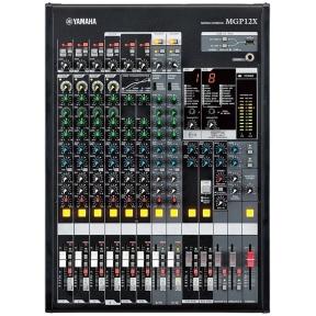 Yamaha MGP-12X 12-Channel Premium Mixing Console