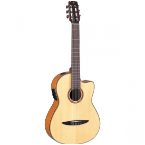 Yamaha NCX-900FM Natural Electro-Classical Guitar