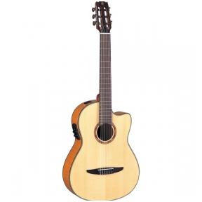 Klasikinė Gitara Su Pajungimu Yamaha NCX-900FM Natural