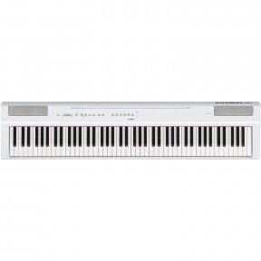 YAMAHA P-125 WH - DIGITAL PIANO