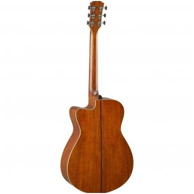 Yamaha AC-5M ARE Acoustic Cutaway Guitar VN 2