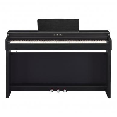 Stacionarus skaitmeninis pianinas Yamaha CLP-625B Digital Piano - Mattle Black
